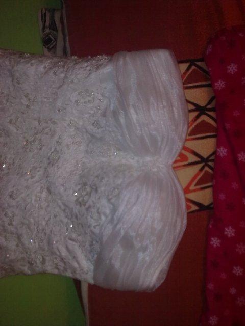 Naša svadba 26.06.2010-prípravy - moje šatky objednané cez ebay