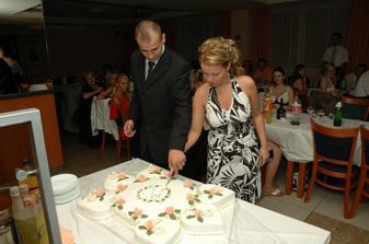 a prislo aj na tu tortu..