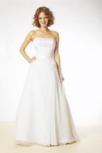 moje svatební šaty - v jednoduchosti je krása