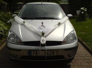 zkouška výzdoby aut