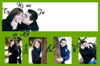 """Nase prave """"orechove"""" svadobne oznamenie :-)"""