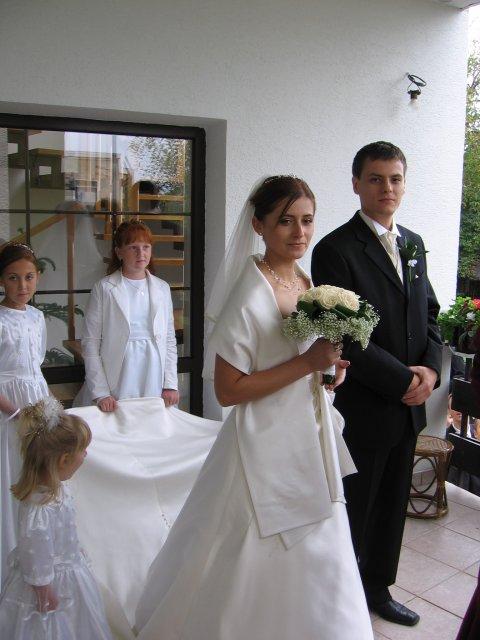 Zuzana Bundzelova{{_AND_}}Juraj Šušoliak - pri odobierke