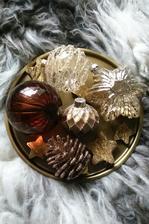 letošní barvy našich vánoc :-)
