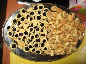 ořechové a povidlové
