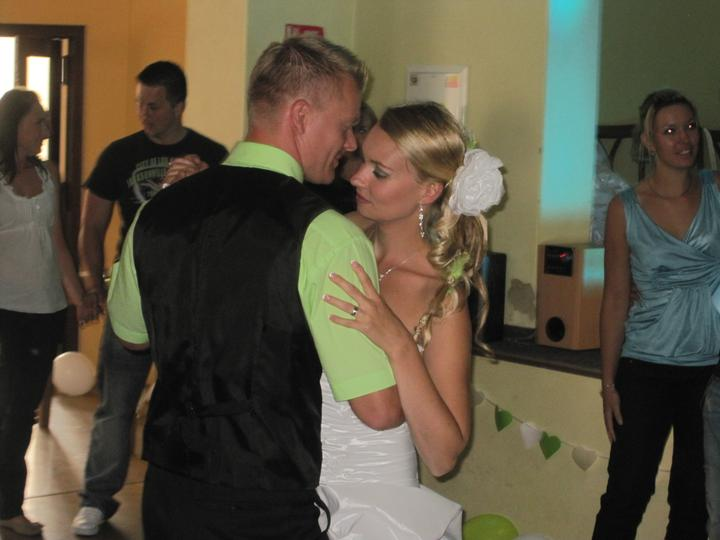 Lucie Bieliková{{_AND_}}Jan Vágner - 1. tanec