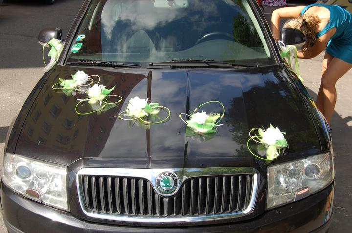 Lucie Bieliková{{_AND_}}Jan Vágner - moje výzdoba auta