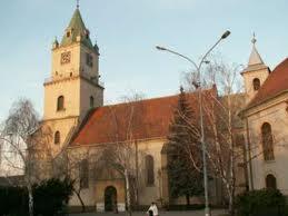 kostol sv.Michala v Hlohovci