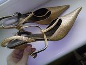 zlate sandale, 37