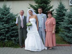 s rodici zenicha