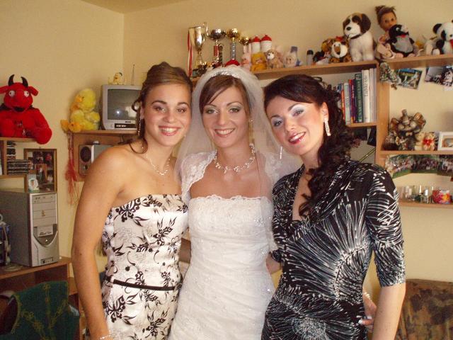 Klaudia{{_AND_}}Stano - s mojimi sestrami