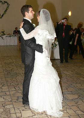 Klaudia{{_AND_}}Stano - novomanželský tanec