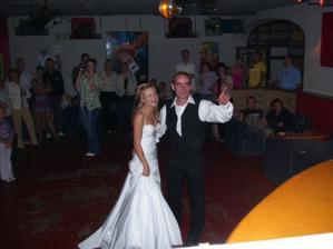 """náš první tanec, byl překvápko """"polka"""""""