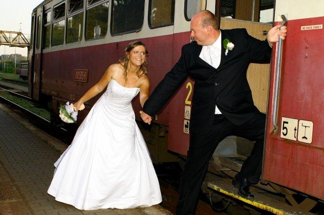 Katka{{_AND_}}Martin - chytáme posledný vlak :o))