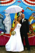 že vraj aj manželstvo je jeden veľký cirkus