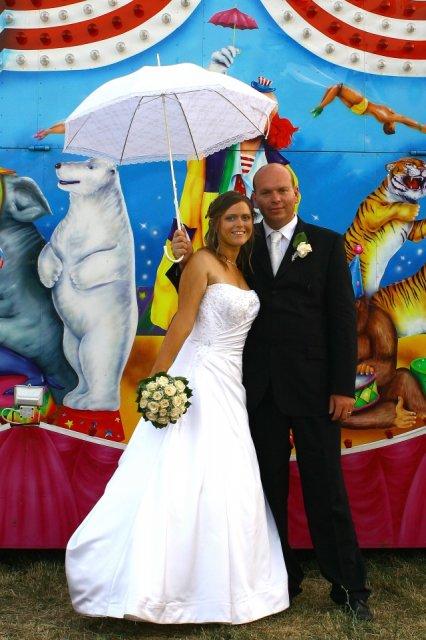 Katka{{_AND_}}Martin - že vraj aj manželstvo je jeden veľký cirkus
