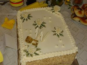 naše tortičky - bolo ich asi 6