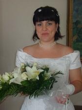 můj svatební škleb :o))