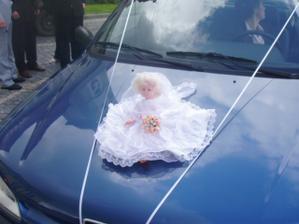 nevěsty autíí