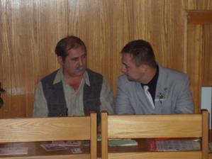 táta a brácha-můj svědek