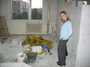 slečna stavbyvedúca :)