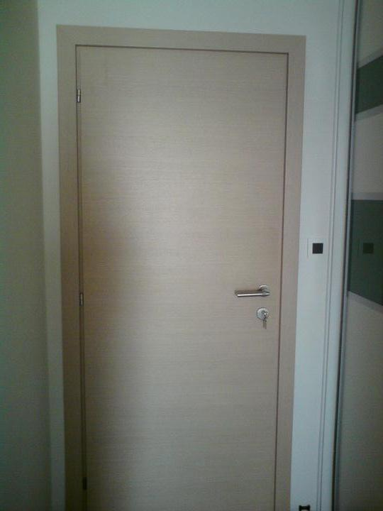 Takto byvame .... - Interiérové dvere - plné