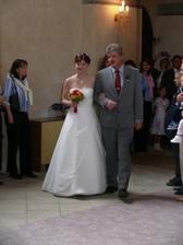 Nevěsta s tatínkem