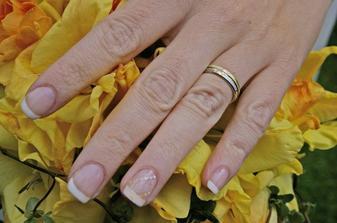 Můj prstýnek.