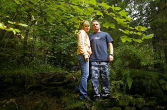 Šumava - u Čenkovi pily.