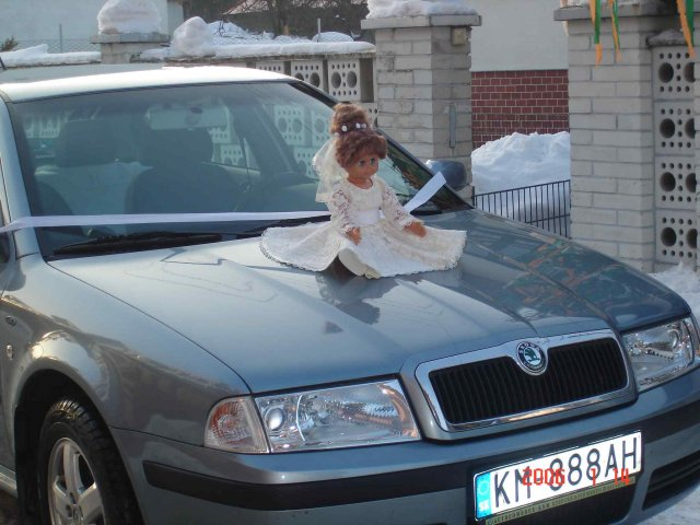 Zuzana{{_AND_}}Radovan - svadobne auto nevesty