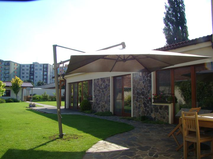mikenda present slne n k glatz sombrano 350 x 350 cm s. Black Bedroom Furniture Sets. Home Design Ideas