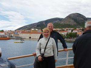 tak to jsme my dva letos v Chorvatsku