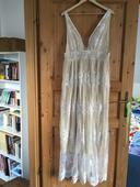 Krajkové boho šaty, 44