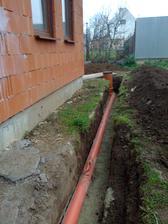 kanalizacne rury su v zemi
