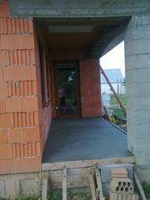 konecne urobeny poter na terase