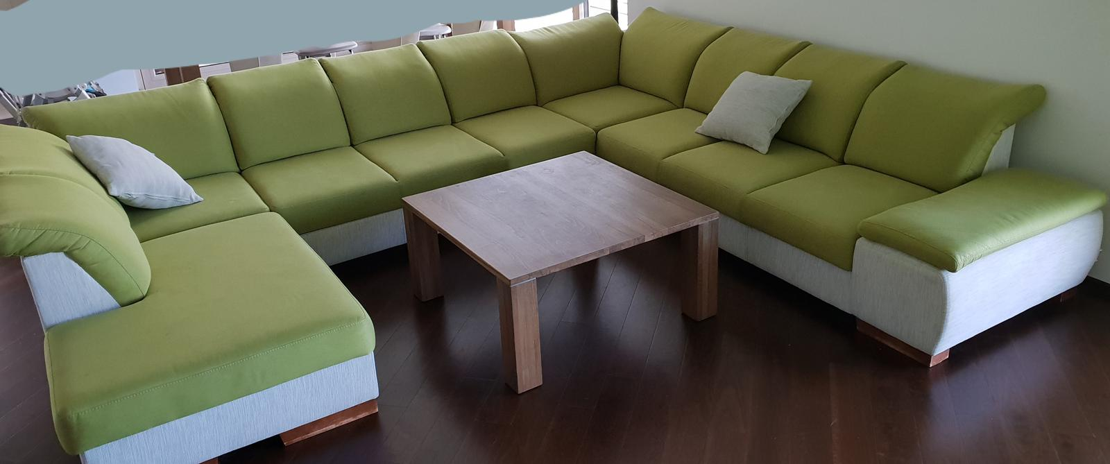 rozkladacia sedacka Milenium sipos - Obrázok č. 2