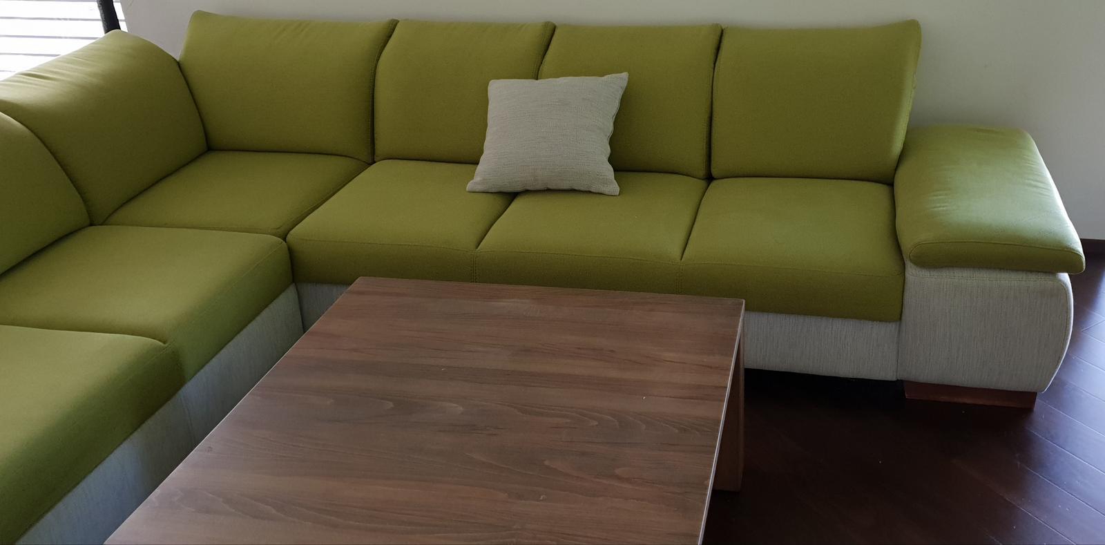 rozkladacia sedacka Milenium sipos - Obrázok č. 4