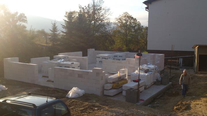 Náš nový domček - Obrázok č. 34