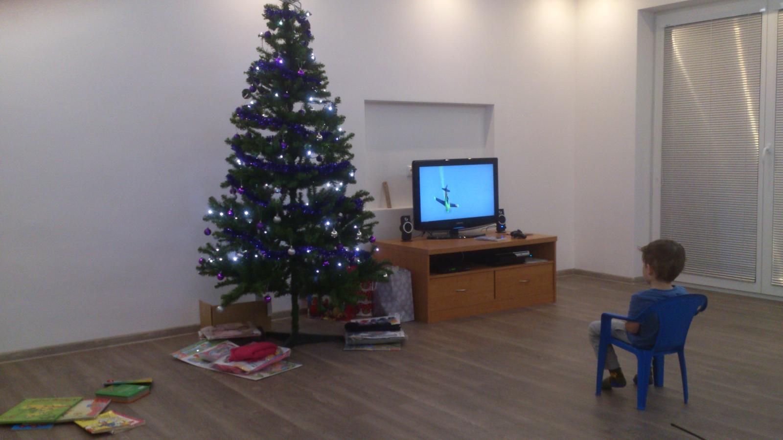 Náš nový domček - hurá konečne vianoce vnovom!
