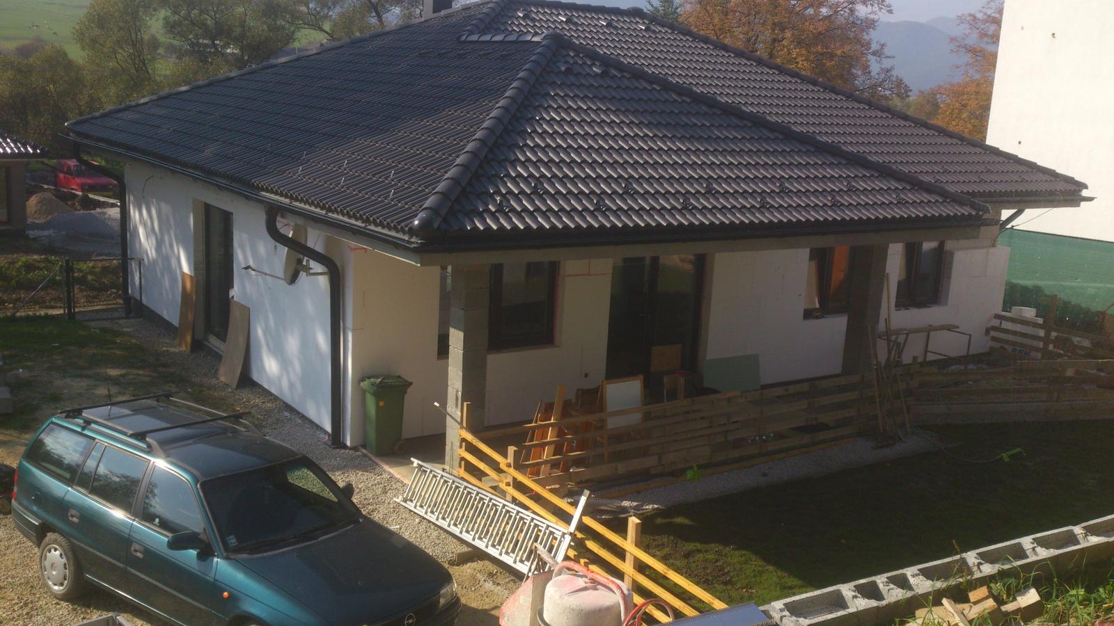 Náš nový domček - Obrázok č. 154