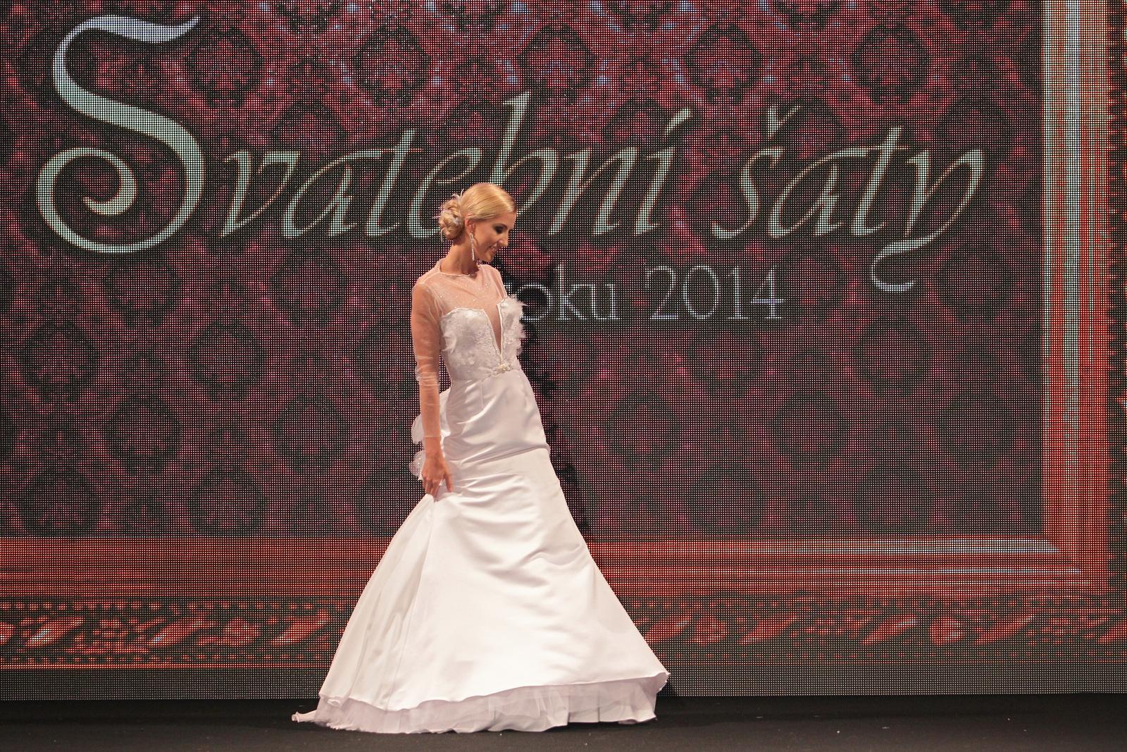 OdvarkaBijoux a Svatební šaty roku - Miss Liberec 2012 Andrea Kolářová