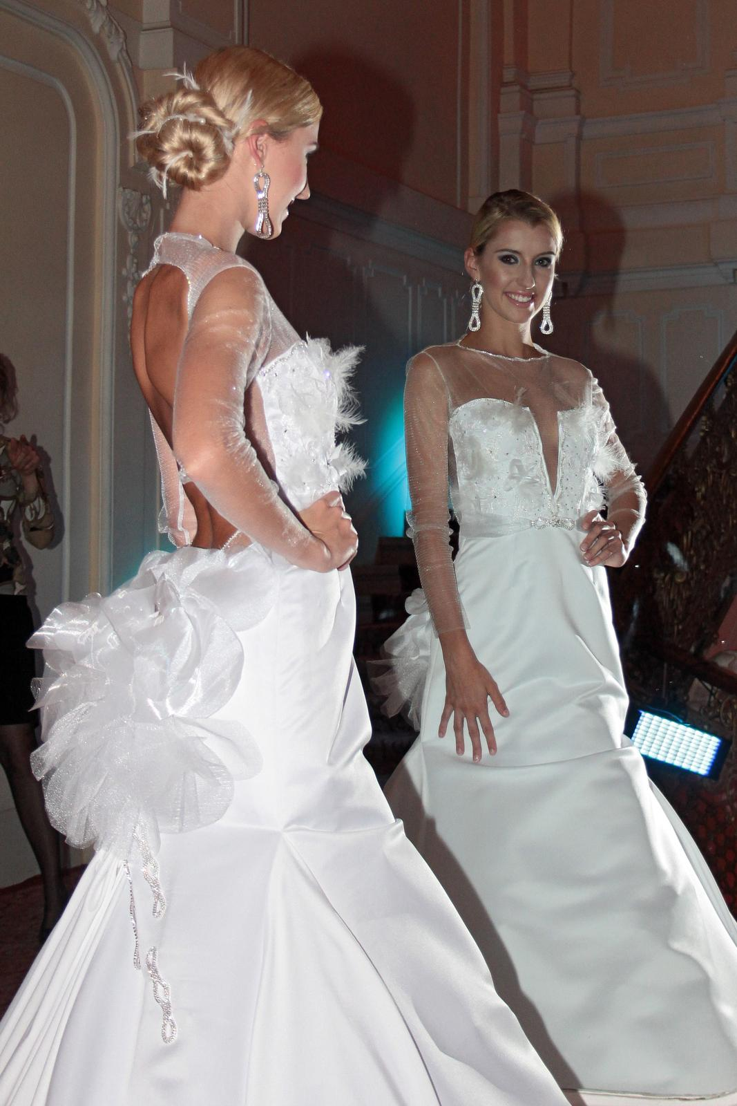 OdvarkaBijoux a Svatební šaty roku - náušnice i další bižuterní doplňky z dílny OdvarkaBijoux