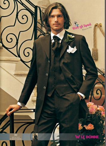 Moja fialova svadba - A takýto fešák bude moj drahý