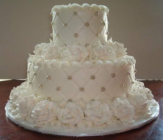 Moja fialova svadba - Najkrajšia torta na svete
