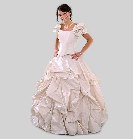 Moja fialova svadba II - Myslím, že je jasne aka sukňa bude :-))