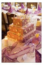 Svatební dort od tety Slávky.