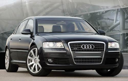 Moje splnené sny - Moje krásne svadobné autíčko Audi A8