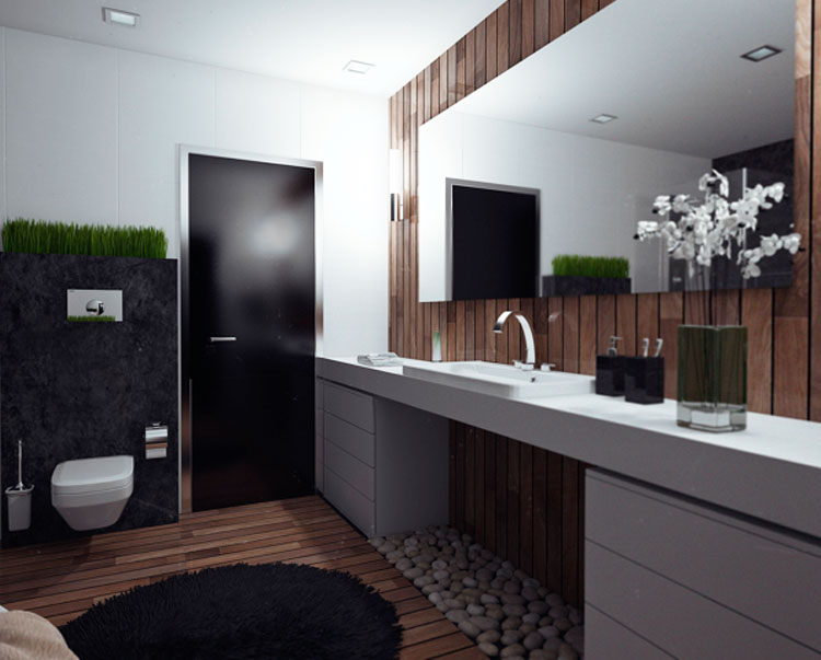 Pêle-mêle pre pekné bývanie - zdroj: www.behance.net/angelinadesign