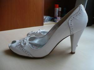 Moje svatební botky....