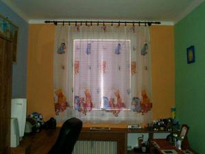 po vymene modro-zeleno-oranzova stena no a hlavne zaclona macko pu::))