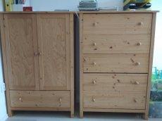 Dřevěný nábytek gazel, řada Natur - Obrázek č. 2